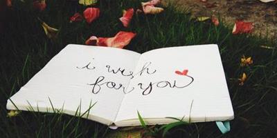 我愛你,以想念,以無言。