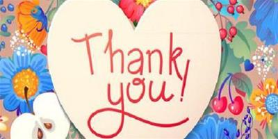 感謝朋友的話簡短話語大全 朋友圈傳瘋了