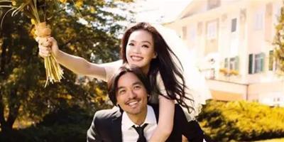 舒淇: 嗯,是的,我們結婚了!